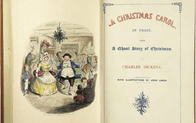 Money Lessons from Dickens' A Christmas Carol